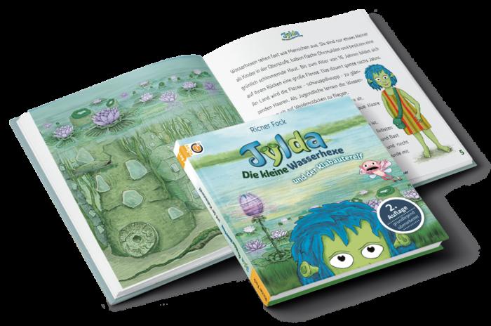 Das 1. Wasserhexen Kinderbuch für Vor- und Grundschule